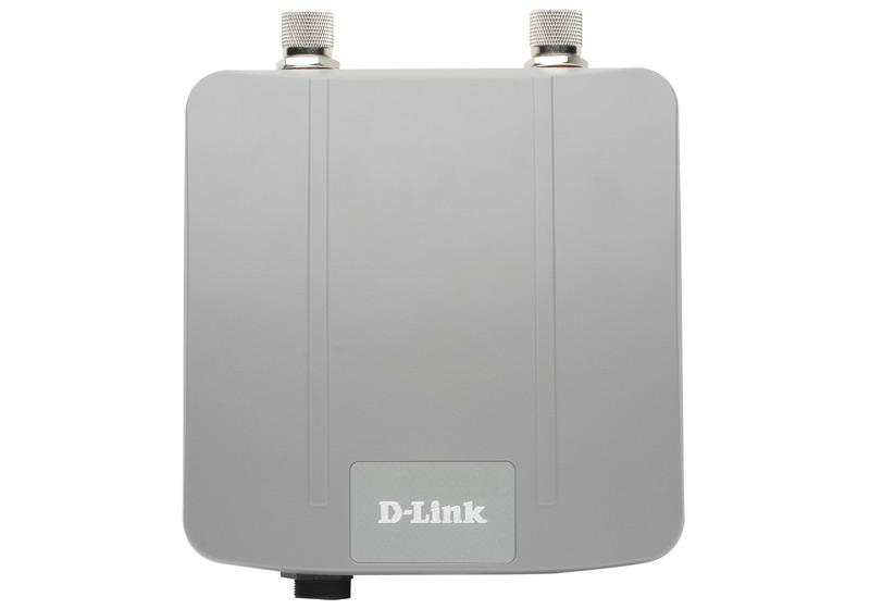 D-Link DAP-3520 Вид спереди