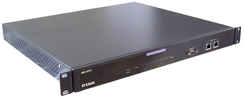 D-Link DAS-3216 rev.B Изображение