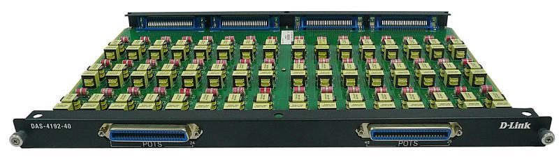 D-Link DAS-4192-40 Изображение