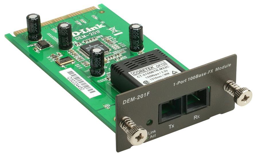 D-Link DEM-201F Изображение