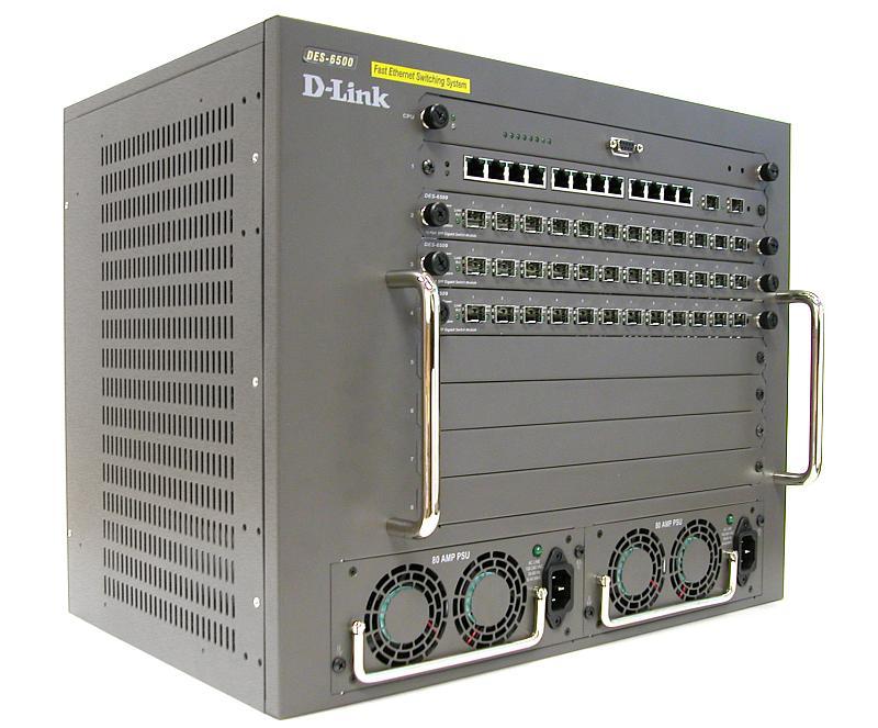 D-Link DES-6500 Изображение