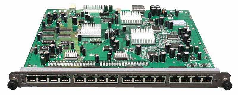 D-Link DES-6508 Изображение
