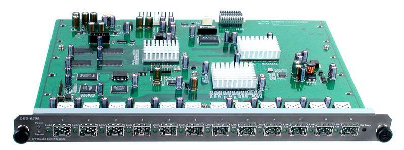 D-Link DES-6509 Изображение
