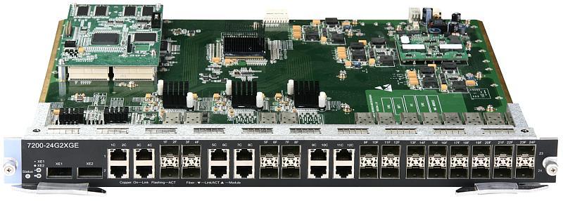 D-Link DES-7200-24G2XGE Изображение