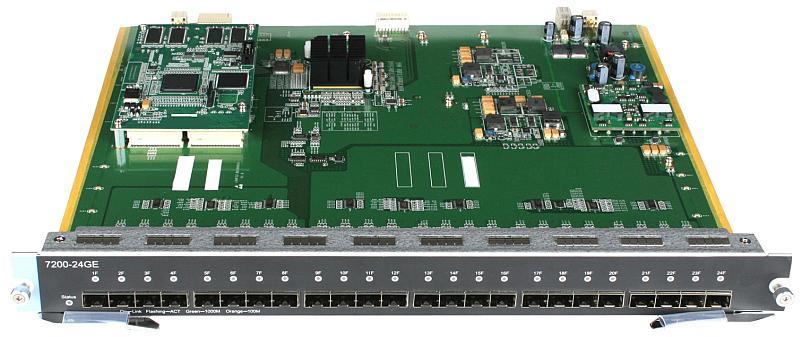 D-Link DES-7200-24GE Изображение