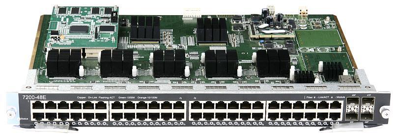 D-Link DES-7200-48E Изображение