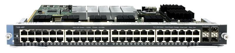 D-Link DES-7200-48P Изображение