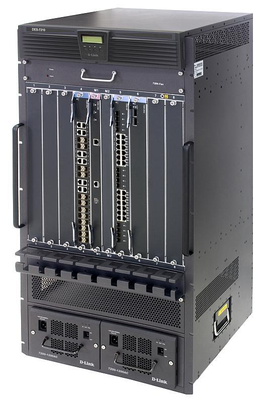 D-Link DES-7210-Base Изображение
