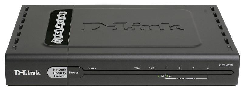 D-Link DFL-210 Изображение