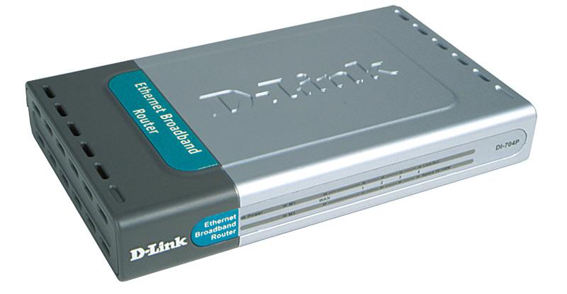 D-Link DI-704P Изображение