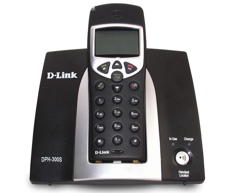 D-Link DPH-300S Вид спереди