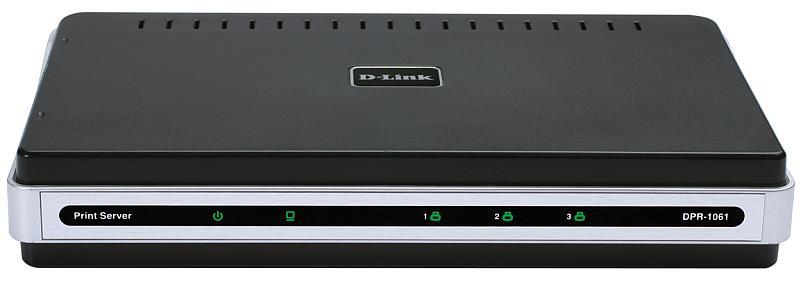 D-Link DPR-1061 Вид спереди