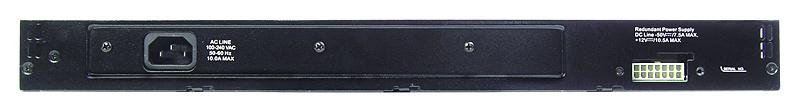 D-Link DPS-600 Вид сзади