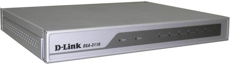 D-Link DSA-3110 PBX edition Изображение
