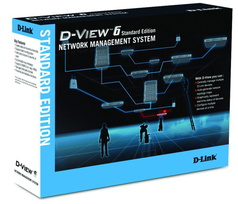D-Link D-View 6.0 Изображение