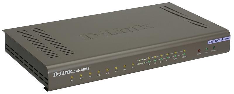 D-Link DVG-5008S Изображение