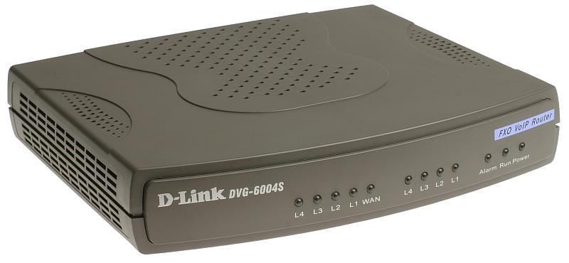 D-Link DVG-6004S Изображение