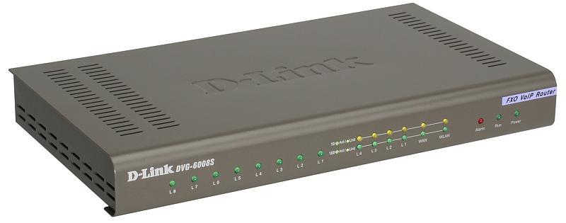 D-Link DVG-6008S Изображение