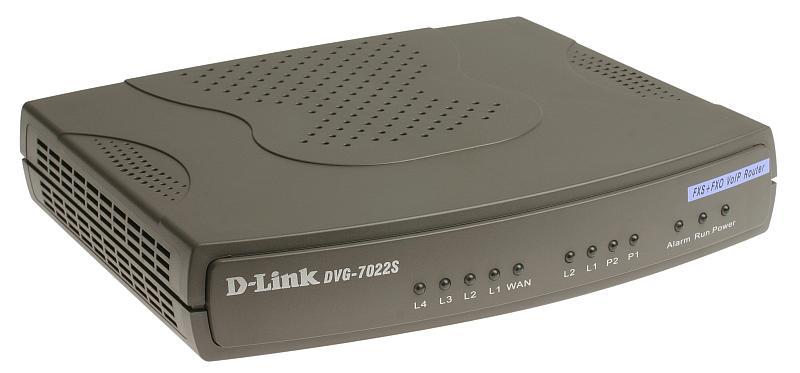 D-Link DVG-7022S Изображение