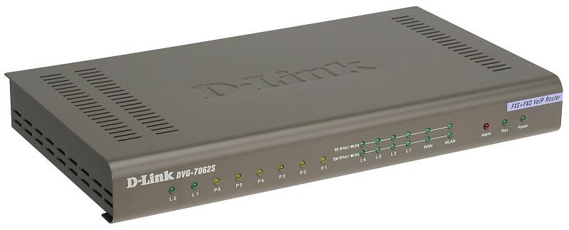 D-Link DVG-7062S Изображение