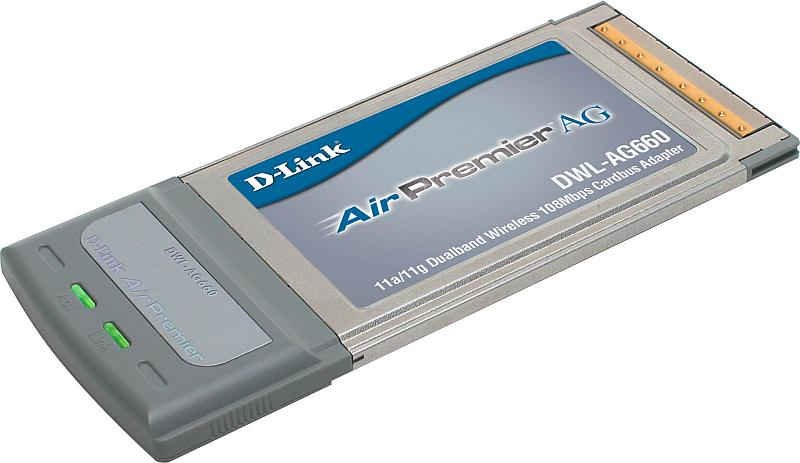 D-Link DWL-AG660 Изображение