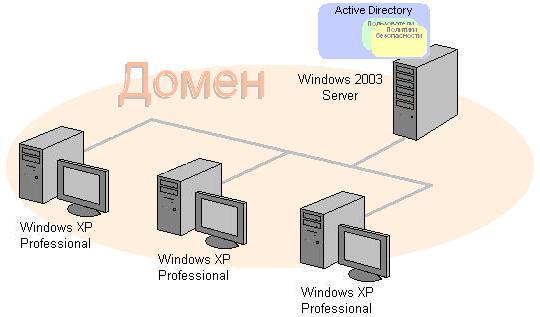 Домен в компьютерной сети